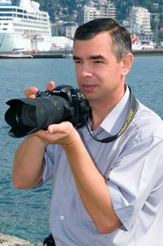 В Евпатории открывается выставка ялтинского фотохудожника Вадима Зюзина